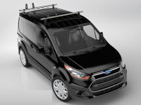 2 Bar Heavy Duty Roof Bars For The Short Wheel Base Ford Transit Connect 2014 Onwards Van VG309
